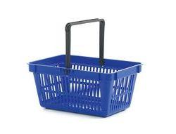 Nákupní vozíky a košíky - Nákupní košík WA