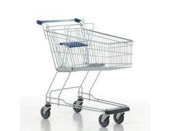 Nákupní vozíky a košíky - Nákupní vozík DR