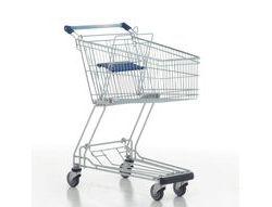 Nákupní vozíky a košíky - Nákupní vozík DRC