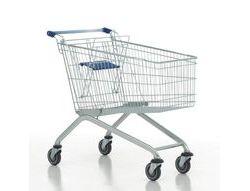 Nákupní vozíky a košíky - Nákupní vozík EL