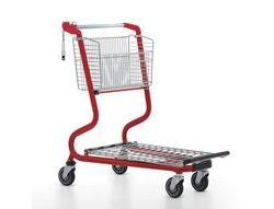 Nákupní vozíky a košíky - Transportní vozík MUC 200
