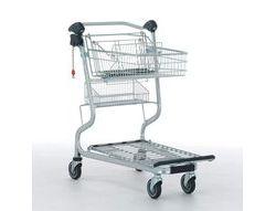 Nákupní vozíky a košíky - Transportní vozík MUC 300