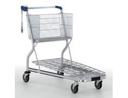 Nákupní vozíky a košíky - Transportní vozík MUC 400
